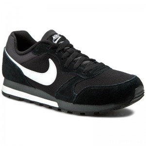 Nike Schuhe Md Runner 2 749794 010 Black/White/Anthracite