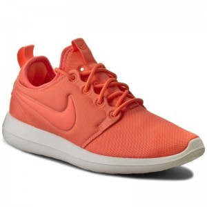 Nike Schuhe Roshe Two 844931 600 Atomic Pink/Sail/Turf Orange