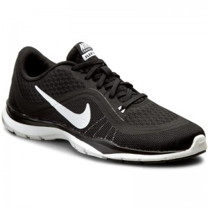 Nike Schuhe Flex Trainer 6 831217 001 Black/White