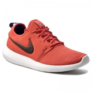 Nike Schuhe Roshe Two 844656 800 Max Orange/Black/Deep Night