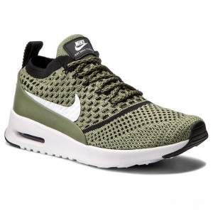 Nike Schuhe Air Max Thea Ultra Fk 881175 300 Palm Green/White/Black