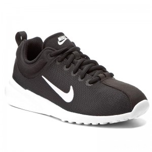 Nike Schuhe Superflyte 916784 001 Black/White