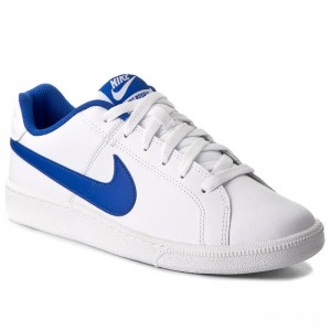 Nike Schuhe Court Royale 749747 141 White/Game Royal