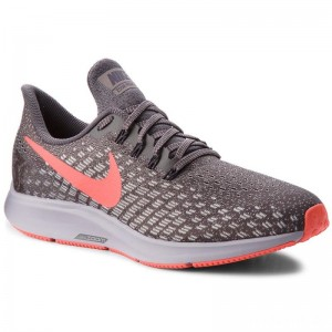 Nike Schuhe Air Zoom Pegasus 35 942851 006 Thunder Grey/Bright Crimson