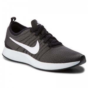 Nike Schuhe Dualtone Racer 917682 003 Black/White/Dark Grey