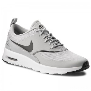 Nike Schuhe Air Max Thea 599409 030 Wolf Grey/Black