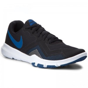 Nike Schuhe Flex Control II 924204 014 Black/Gym Blue/White