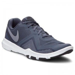 Nike Schuhe Flex Control II 924204 400 Thunder Blue/Light Carbon
