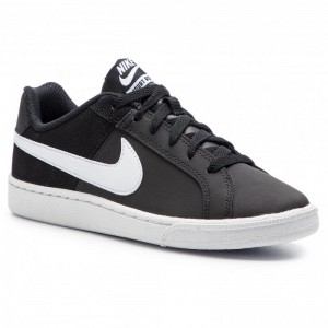 Nike Schuhe Court Royale 749867 010 Black/White