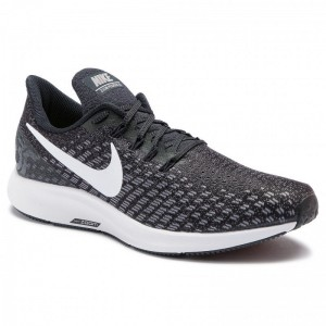 Nike Schuhe Air Zoom Pegasus 35 (N) 942852 001 Black/White/Gunsmoke/Oil Grey
