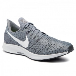 Nike Schuhe Air Zoom Pegasus 35 942851 005 Cool Grey/Pure Platinum