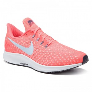 Nike Schuhe Air Zoom Pegasus 35 942855 600 Bright Crimson/Ice Blue/Sail