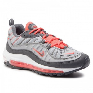 Nike Schuhe Air Max 98 640744 006 Wolf Grey/Dark Grey