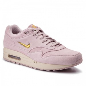 Nike Schuhe Air Max 1 Premium Sc 918354 601 Particle Rose/Metallic Gold