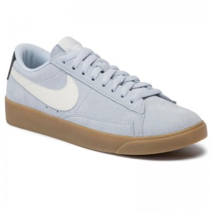 Nike Schuhe Blazer Low Sd AV9373 400 Half Blue/Sail Oil Grey