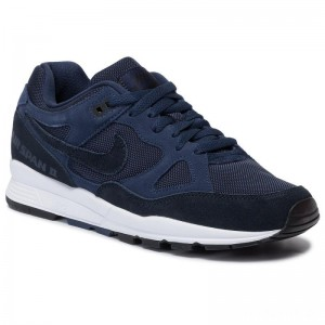 Nike Schuhe Air Span II Se Sp19 BQ6052 400 Midnight Navy/Dark Obsidian