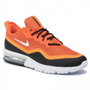 Nike Schuhe Air Max Sequent 4.5 BQ8822 800 Starfish/White/Black/Kumquat