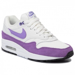 Nike Schuhe Air Max 1 319986 118 Summit White/Atomic Violet