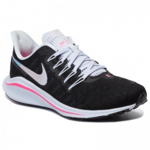 Nike Schuhe Air Zoom Vomero 14 AH7858 004 Black/Hyper Pink/Football Grey
