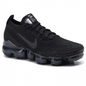 Nike Schuhe Air Vapormax Flyknit 3 AJ6910 002 Black/Anthracite/White