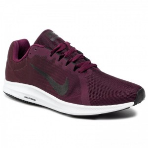 Nike Schuhe Downshifter 8 908984 600 Bordeaux/Black/Deep Burgundy