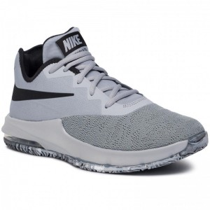 Nike Schuhe Air Max Infuriate III Low AJ5898 004 Wolf Grey/Black/Cool Grey