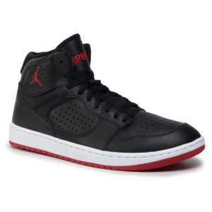 Nike Schuhe Jordan Access AR3762 001 Black/Gym Red/White