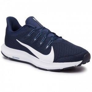 Nike Schuhe Quest 2 CI3787 400 Midnight Navy/White/Ocean Fog