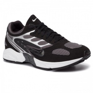 Nike Schuhe Air Ghost Racer AT5410 002 Black/Black/Dark Grey/White