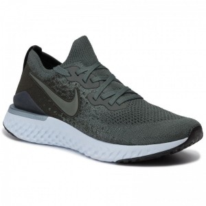 Nike Schuhe Epic React Flyknit 2 BQ8928 301 Mineral Spruce/Mineral Spruce