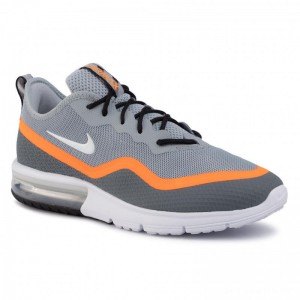 Nike Schuhe Air Max Sequent 4.5 BQ8822 004 Wolf Grey/White/Cool Grey