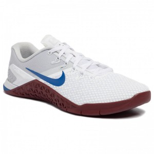 Nike Schuhe Metcon 4 Xd BV1636 140 White/Team Royal/Pure Platinu