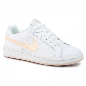 Nike Schuhe Court Royale 749867 113 White/Guava Ice