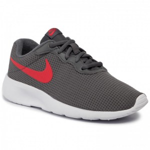 Nike Schuhe Tanjun (GS) 818381 020 Dark Grey/University/Red/White