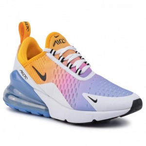 Nike Schuhe Air Max 270 AH6789 702 University Gold/Black