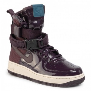Nike Schuhe Sf Af1 Se Prm AJ0963 600 Porto Wine/Port Wine/Space Blue