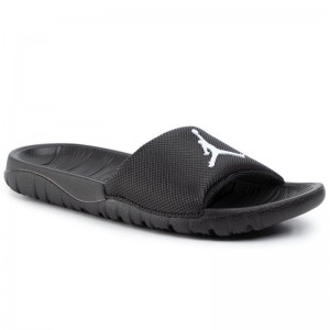 Nike Pantoletten Jordan Break Slide (Gs) CD5472 001 Black/White