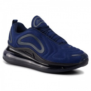 Nike Schuhe Air Max 720 AO2924 403 Deep Royal Blue/Midnight Navy