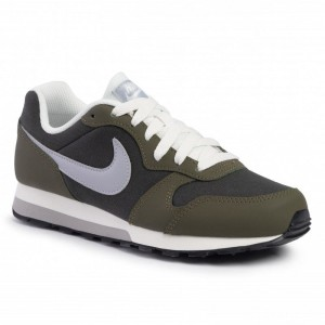 Nike Schuhe MD Runner 2 (GS) 807316 301 Sequoia/Wolf Grey/Olive Canvas